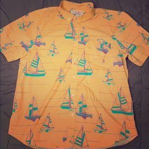 Chubbies The Starboard Meeting Nutter Shirt, XXL